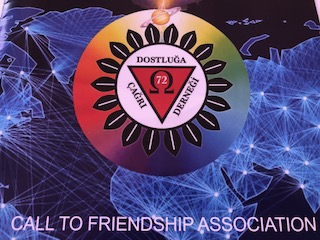 logo Call to Friendship Association